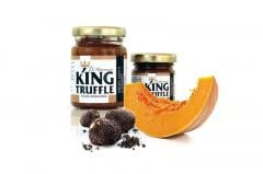 Pumpkin and Black Truffle Cream - King Truffle - Italian Excellence