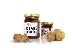 100% Sliced White Truffle - King Truffle - Italian Excellence
