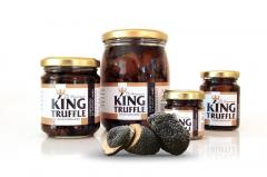 100% Sliced BlackTruffle - King Truffle - Italian Excellence