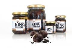 100% Ground Black Truffle - King Truffle - Italian Excellence