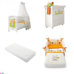 Kits for baby cots