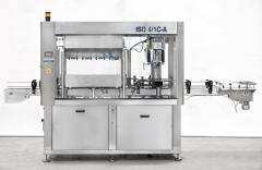 Monoblocco automatico imbottigliamento birra 500 b/h
