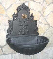 Les fontaines de jardinage