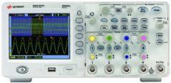 OSCILLOSCOPIO AGILENT TECHNOLOGY DSO 1024 A -200mhz -4 CANALI