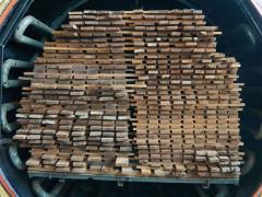 Legname,segato,Termo legno trattato,Termo- legno modificato