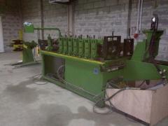 Linie productie profile metalice pentru rigips