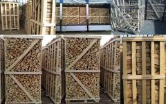 Pellet, brikets e legna da ardere