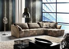 PATCHWORK, divano con sedute estendibili
