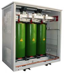 Transformator trójfazowy suchy żywiczny stopień ochrony IP21
