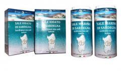 Йодированная соль и специи