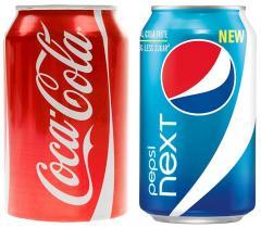 Coca-Cola, Fanta, Sprite 2,25 litri.