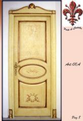 Porta Avorio Antichizzata