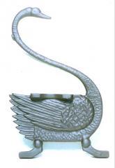 Elemento per panchina ghisa o alluminio Mod. Cigno