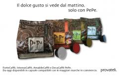 COFFEE COMPATIBLES CAPSULES