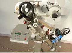 Pk-X-Mc  Etichettatrice automatica industriale standard con marcatore inkjet