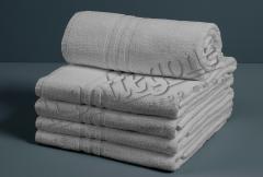 Asciugamano Viso Easy 60X100 in Spugna Per Uso Professionale