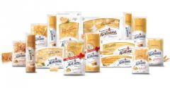 Pasta made of durum wheat