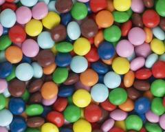 Confettini di cioccolato