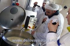 Italia : corsi produzione formaggio alta qualità
