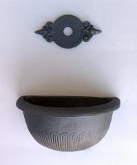 Fontana Mod. Giglio (2 Punte) COD. LB-FVM26