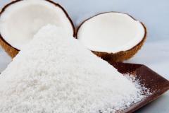 La nostra azienda offre in vendita i trucioli di cocco di due frazioni