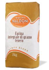 FLOUR ITALIAN ORGANIC and CONVENTIONAL