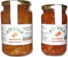 Marmellata di arance Tarocco