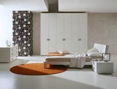 Camera da letto Blanca Armadio 6 Ante