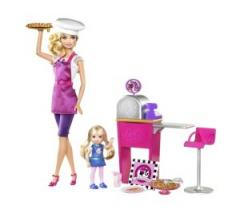 BARBIE PIZZA CHEF T4356-T2694