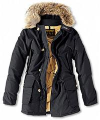 Woolrich Artic Papka Giaccone uomo colore nero