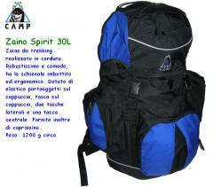 Zaino Spirit 30 Camp