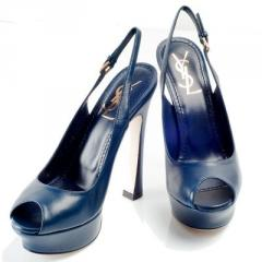 Sapatos femininos de modelo