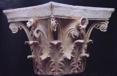 Fronton sculpture