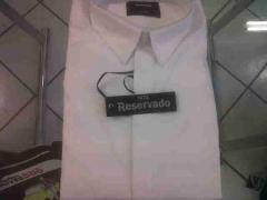Camicie avvitatissime asseriate Reservado coll
