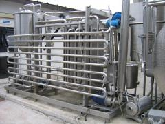 Systems for automatic control of pasteurization