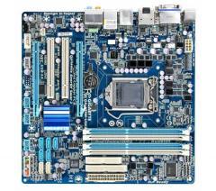 GA-H55M-USB3 - Socket 1156 - Chipset H55 - Micro