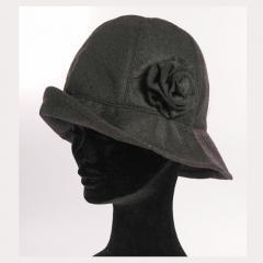 Cappello Feltro Rosa
