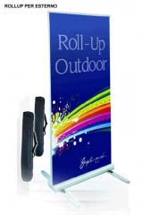 ROLL UP OUTDOOR