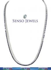 COLLANA SENSO JEWELS TENNIS HTCE120LC