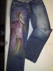 Jeans fata