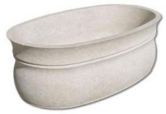Vasca da bagno in Marmo massello