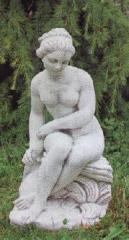 Statua Venere seduta