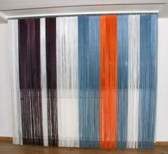 Tenda Stripes a bande multicolori