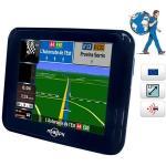 GPS Mappy Mini 300 Europa Guide du Routard Schermo