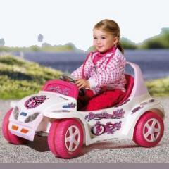 Peg Perego ED1103 Mini Racer Pink