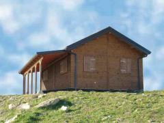 Casette in legno - Baita - Rifugio