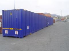 Container per uso edile 13,60 MT HC-PW (44,62 FT)