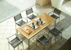 Tavolo e sedia Urban
