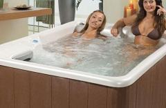 Minipiscine SPA Comfort, con idroterapia e