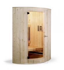 Sauna Curva - Magnesio